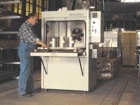 Компактные промышленные струйные машины тупикового типа МПП-250/350