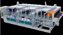 Автоматическая машина для расконсервации металлических листов